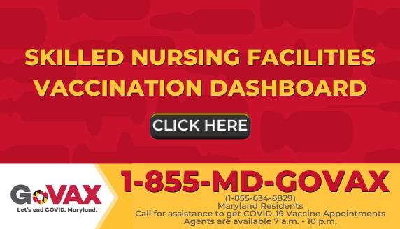 Skilled Nursing Facilities Vaccination Dashboard