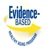 Eviedents Based Healthy Aging Program Logo