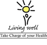 Living Well Take Charge of Your Health Logo